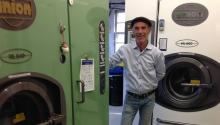 Kevin Dynan owns Wayzata Home Laundry & Dry Cleaners in Wayzata.