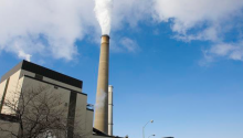 The ACE Rule addresses limits on carbon dioxide emissions at coal-fired power plants.