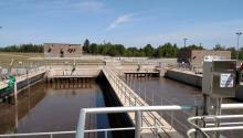 Central Iron Range Sanitary Sewer District (CIRSSD) in Chisholm, Minn.
