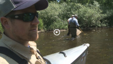 Video feature of MPCA water monitoring