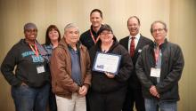 Annual recognition for operators of wastewater treatment plants in Minnesota