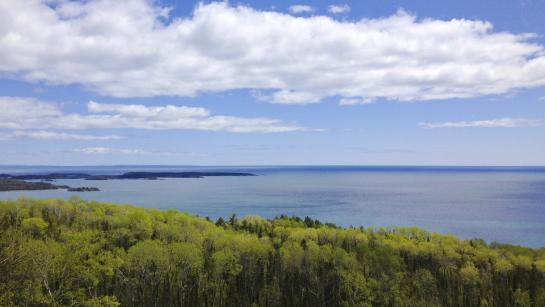 Lake Superior is an Outstanding Resource Value Water