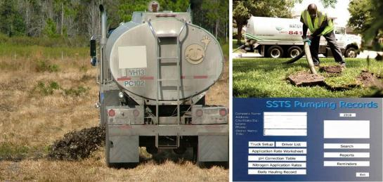 Douglas County's app for septic system maintainers.