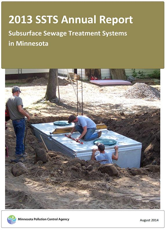 2013 SSTS report cover