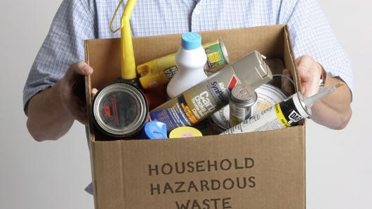Image result for household hazardous waste