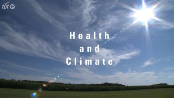 Health and climate photo of video