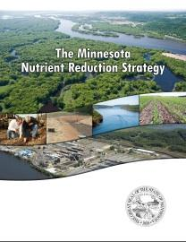cover of nutrient reduction strategy report