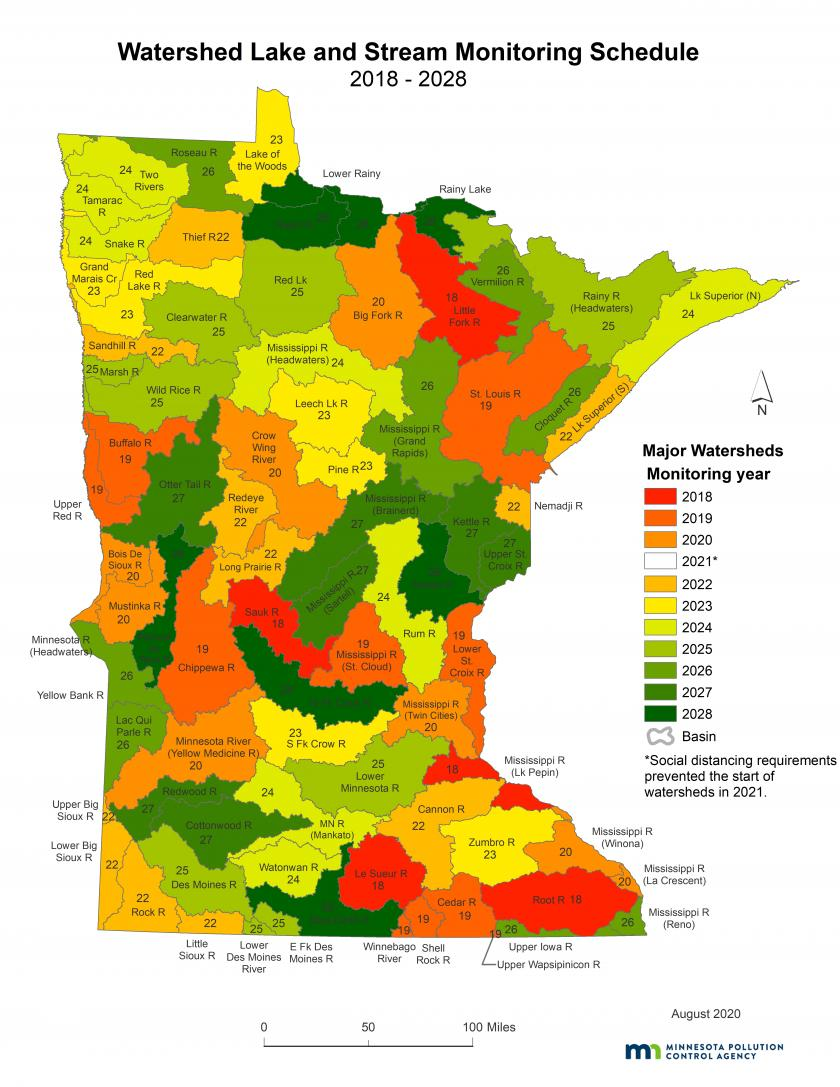 Watershed Approach To Restoring And Protecting Water Quality - Us watershed map
