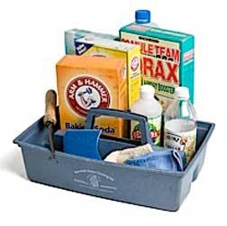 nontoxic cleaning products kit