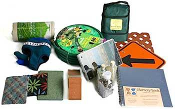 Recycled products kit