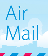 Air Mail newsletter and bulletin