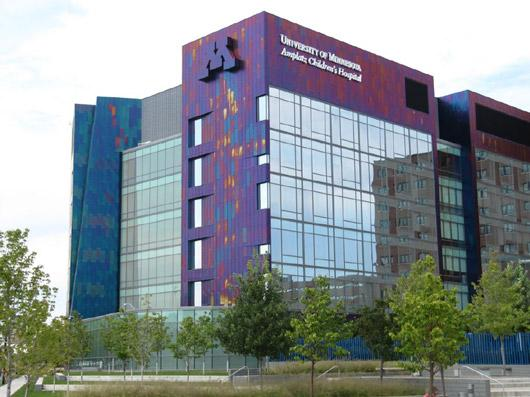 university of minnesota amplatz-hospital