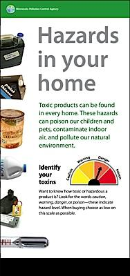 Hazards in your home banner