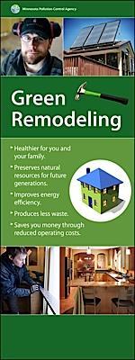 Green Remodeling (part 1 of 2)