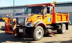 All Hennepin county snowplows run on five-percent biodiesel fuel.