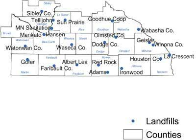 Rochester Region Qualified Closed Landfill Program Sites