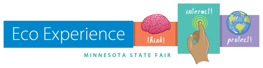 2019 Eco Experience at the Minnesota State Fair: Aug. 22 through Sept. 2
