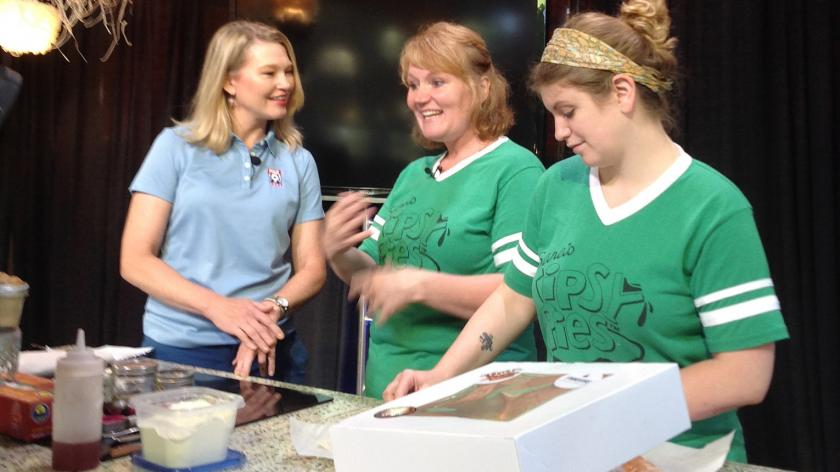 Cooking demos: Get a taste of healthy local food