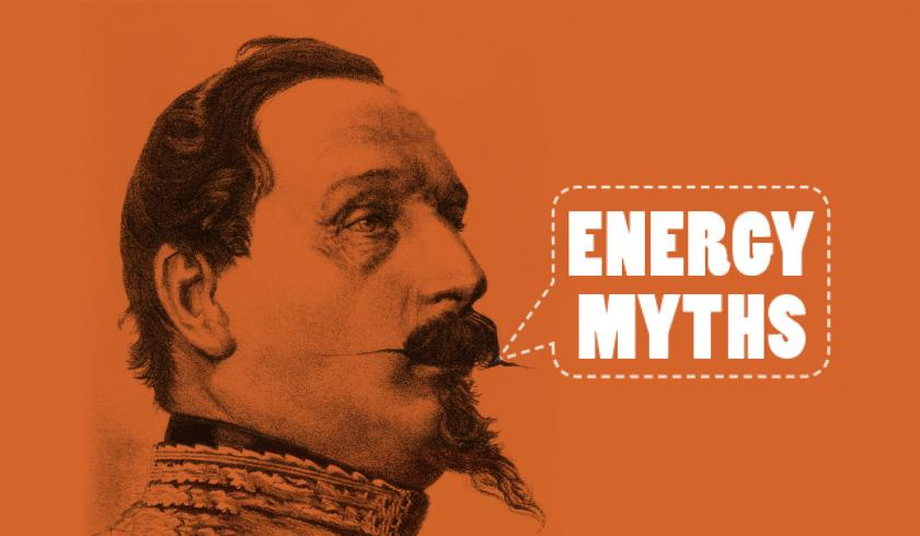 Energy myths image header