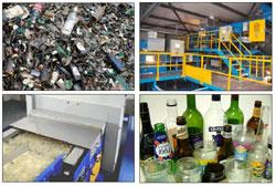 Glass sorting technology