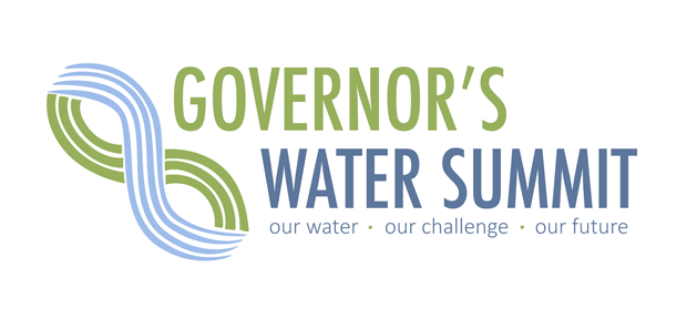 Governor's Water Summit logo