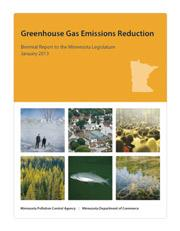 Greenhouse gas report 2012