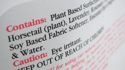 ingredients-label-of-cleaner