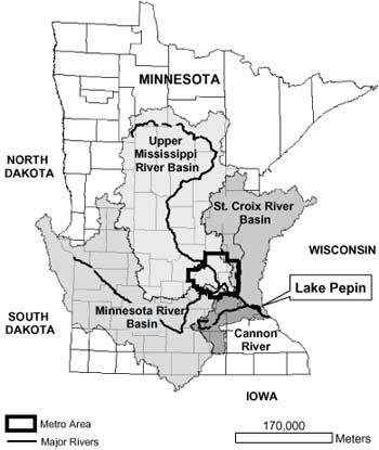 Lake Pepin Watershed