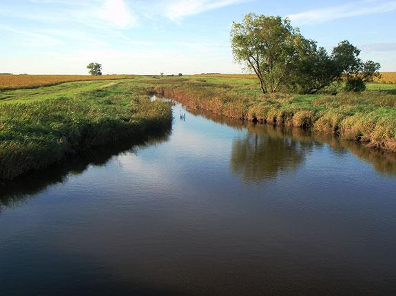 Upper Red River Of The North Minnesota Pollution Control