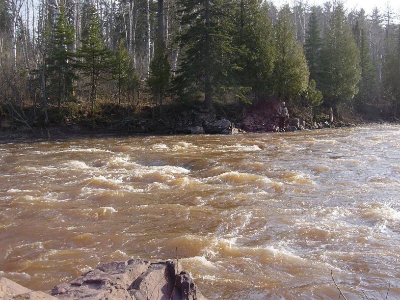 Knife River, Lake Superior-South Watershed