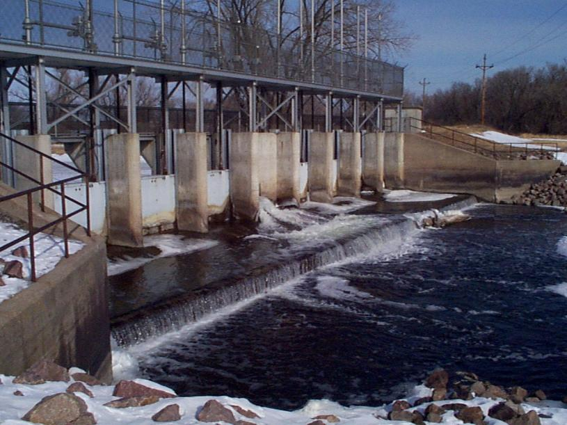Source of Minnesota River at Ortonville