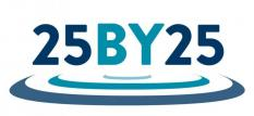 The 25 by 2025 goal seeks to improve Minnesota's water quality 25 percent by 2025.