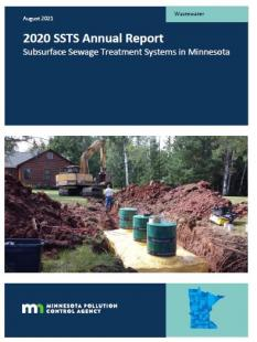 Image of cover page of 2020 SSTS Annual Report