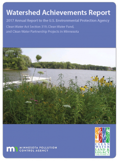 2017 Watershed Achievements Report (wq-cwp8-21)