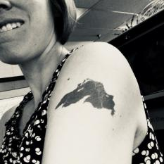 Great Lakes, great tattoo