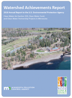 2018 Watershed Achievement Report