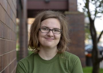 2019 Minnesota GreenCorps member Anne Wright