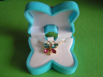 Picture of butterfly pendant