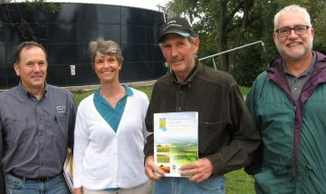 award for water quality work