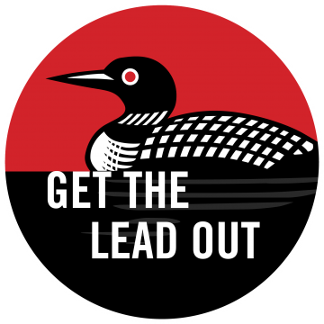 Get the lead out: Use lead-free fishing tackle