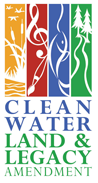 Logo: Clean Water Land and Legacy Amendment