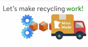 Make recycling work in Minnesota
