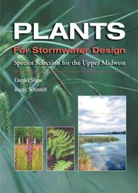 Plants for Stormwater Design Book Cover